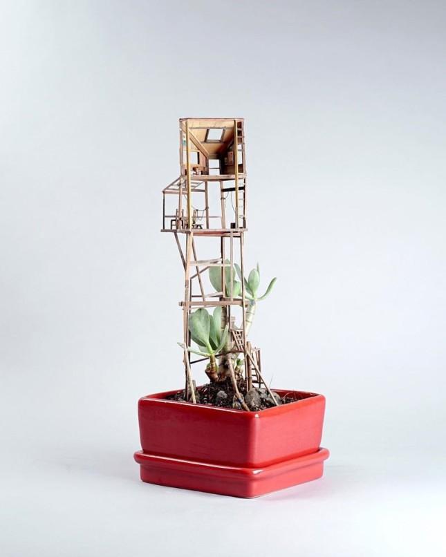 case miniatura di Jedediah Corwyn Voltz 2
