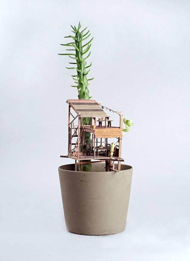 case miniatura di Jedediah Corwyn Voltz 8