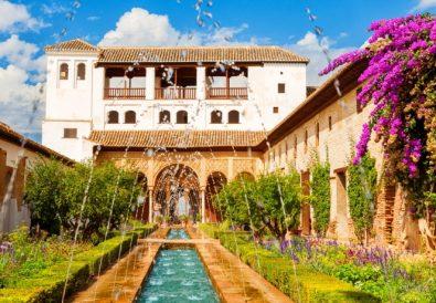 I Giardini del Generalife