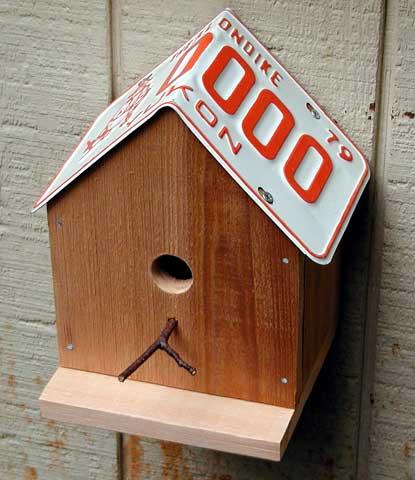 di Casette sui rami per uccelli (1A)
