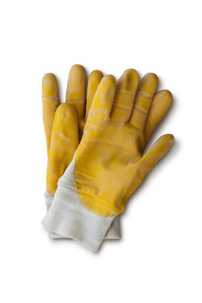 attrezzi per giardinaggio-guanti