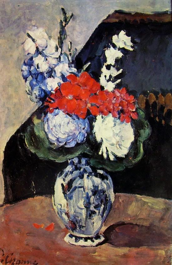 Cézanne fiori