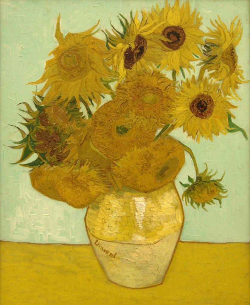Van Gogh fiori