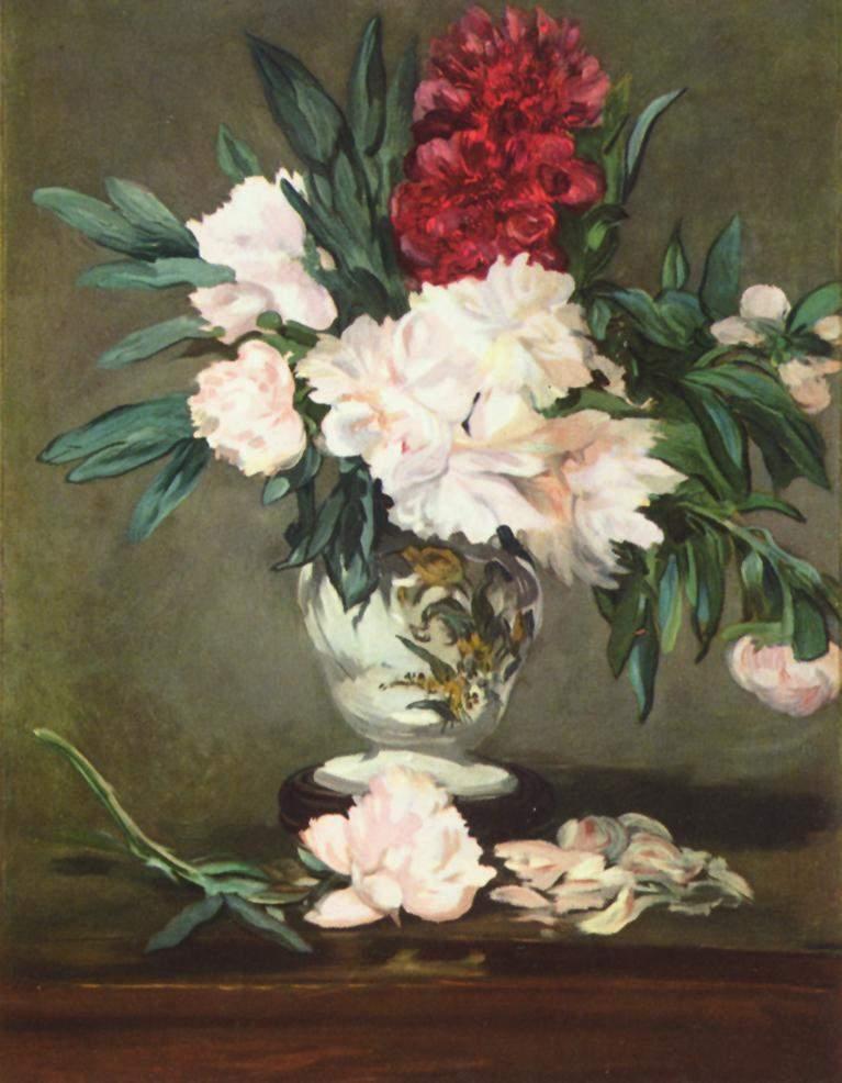 Manet fiori