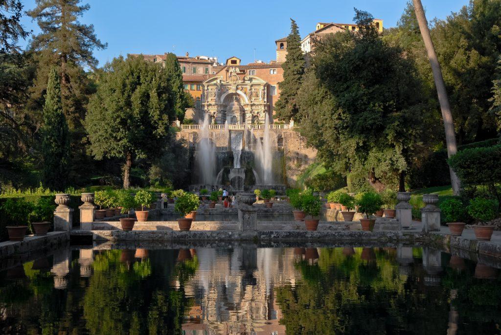 Giardini Villa D'Este 1
