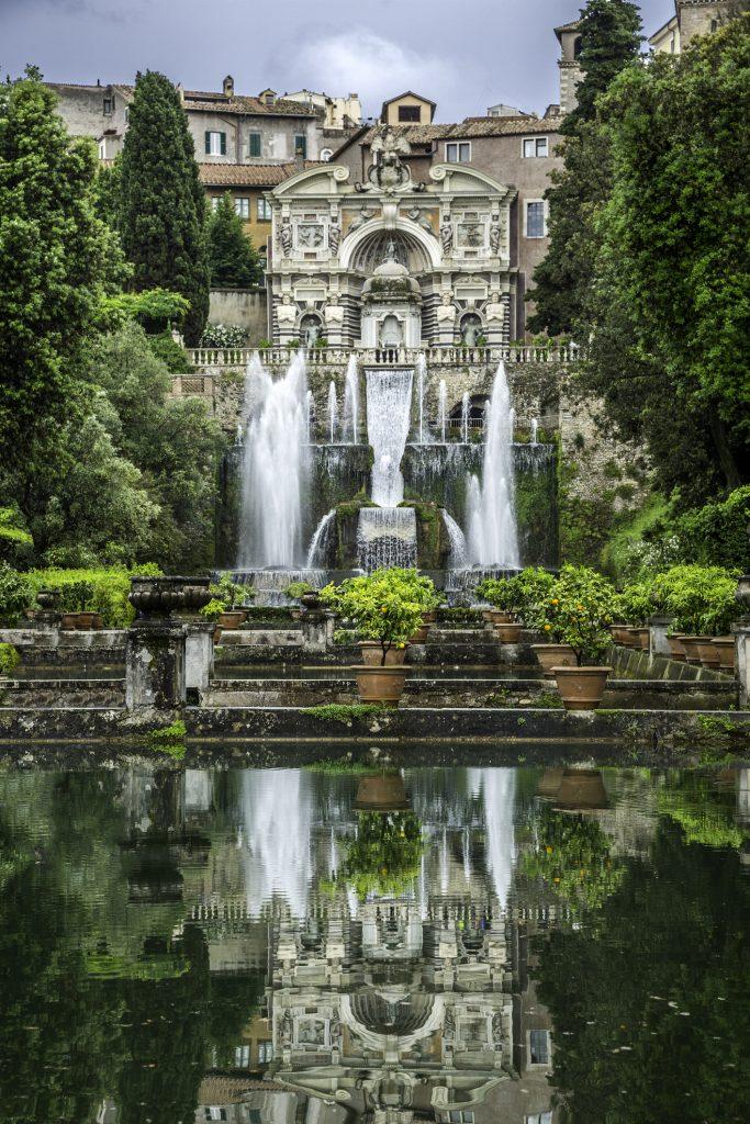 Giardini Villa D'Este 4