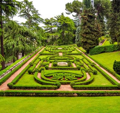 Giardini vaticani 20