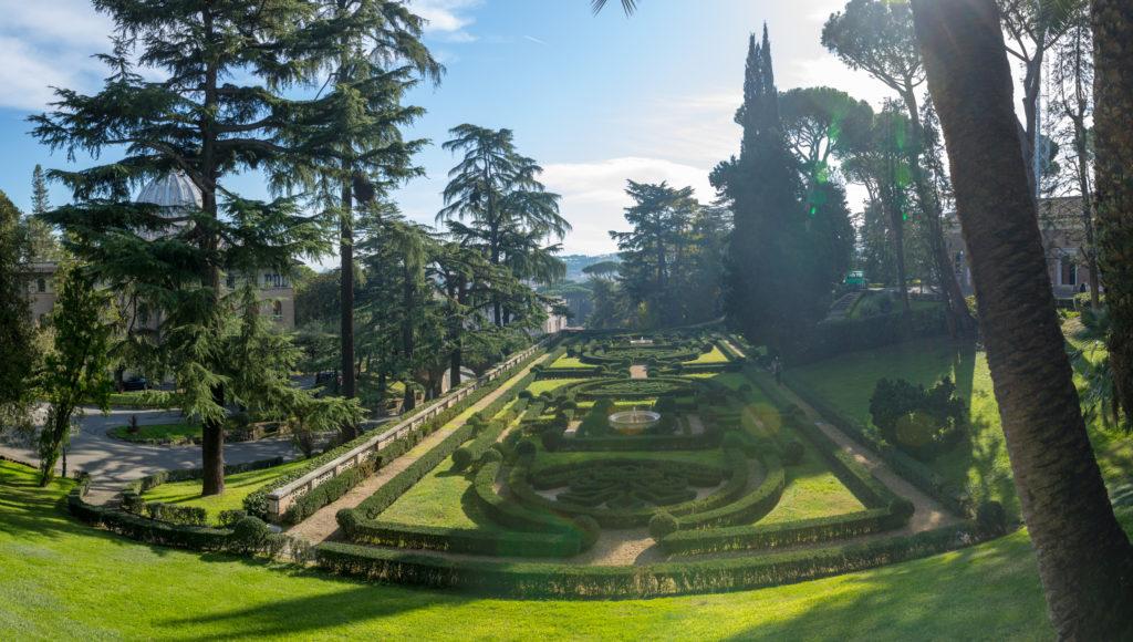 Giardini vaticani 19