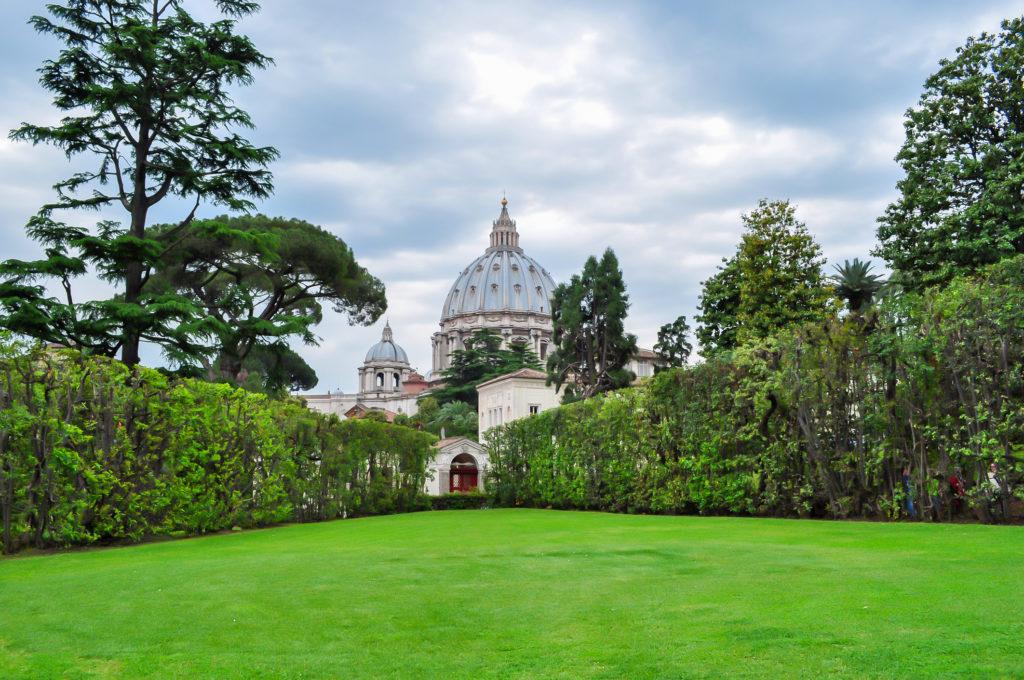 Giardini vaticani 02