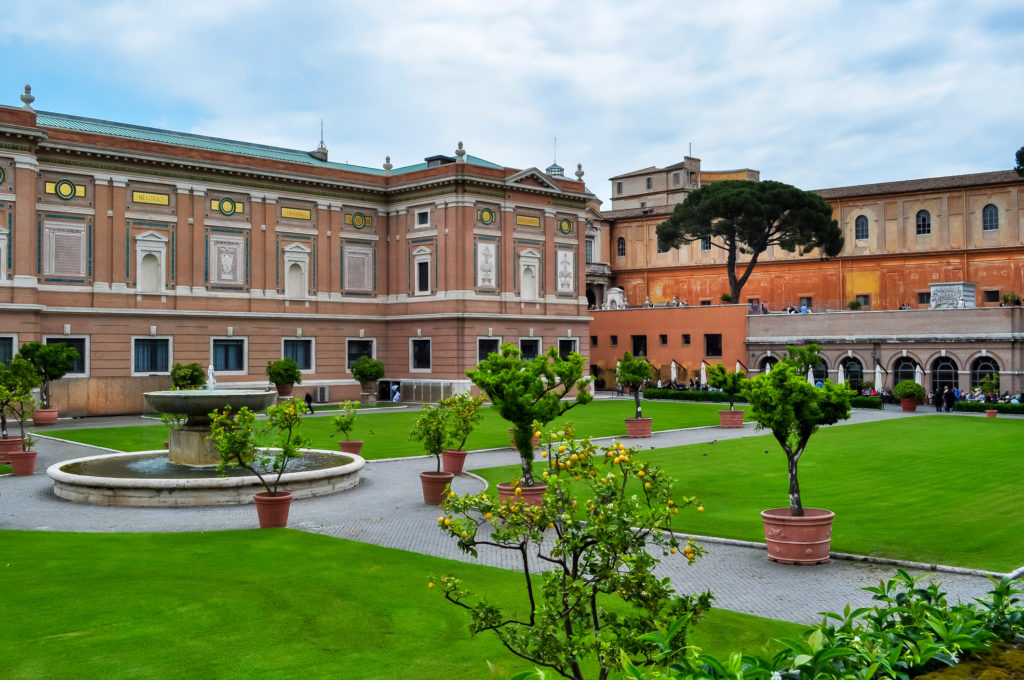 Giardini vaticani 16
