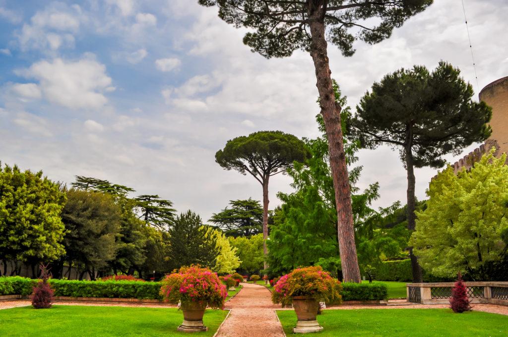 Giardini vaticani 05