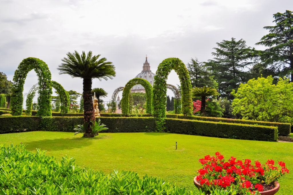 Giardini vaticani 18