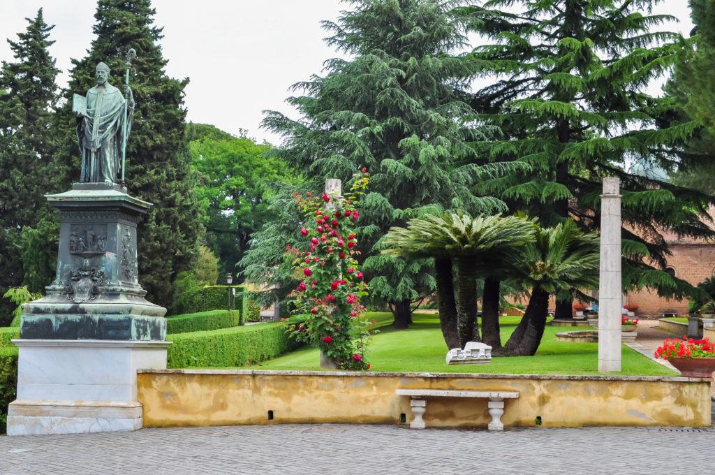 Giardini vaticani 13