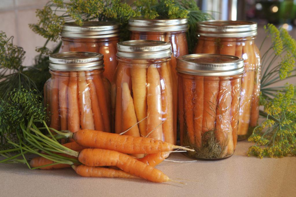 Come conservare le carote più a lungo
