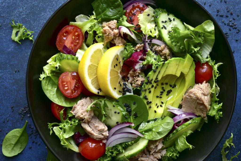 Ricetta insalata di avocado