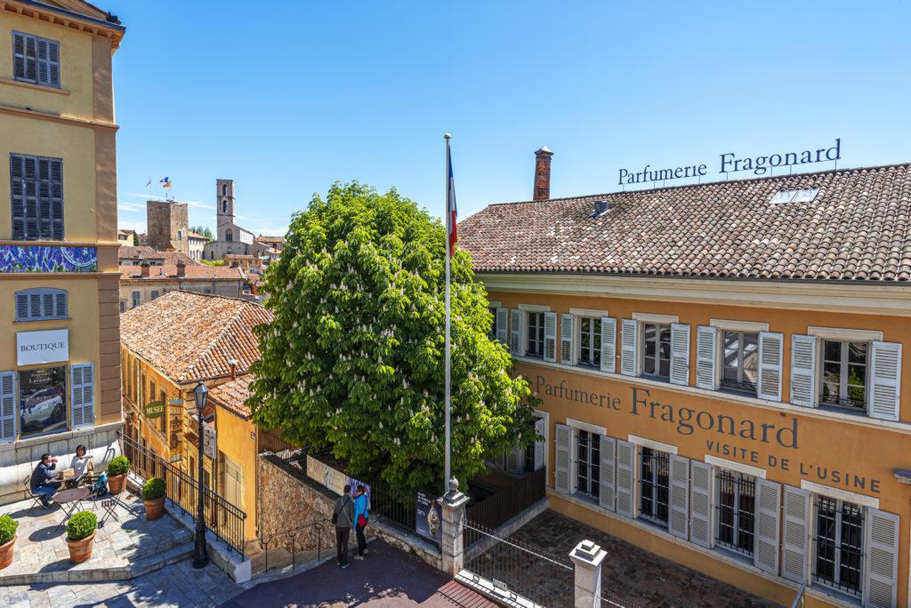 Sede della profumeria Fragonard e del suo museo a Grasse