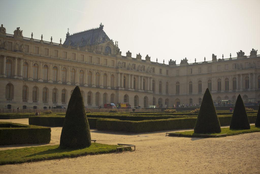 Visitare Giardini Versailles