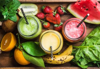 Centrifugato di verdura e frutta, ricette